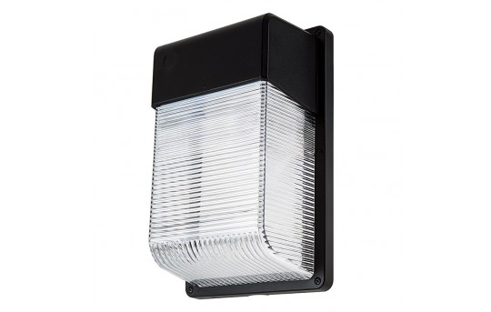Mini LED Wall Pack - 28W (50W MH Equivalent) - 5000K/4000K - 2,100 Lumens - MWP-xK28