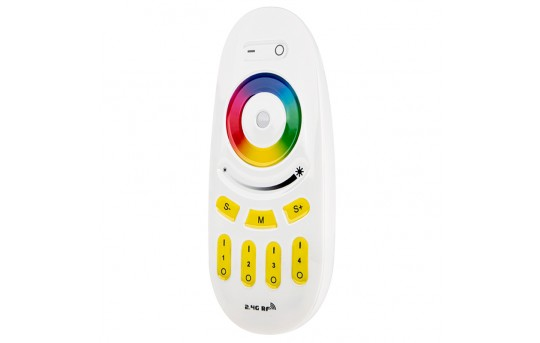 RF Touch Color Remote for MiLight or Waterproof RGB/RGBW Controllers - MZ-RGB-REMOTE