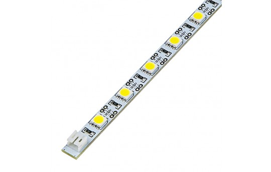 Narrow Rigid LED Light Bar w/ High Power 3-Chip SMD LEDs - 690 Lumens - RLBN-x30X3SMD