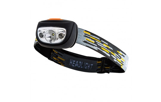 NEBO 90 Lumen Headlamp - Hands-Free LED Flashlight - 90 Lumens - #6003