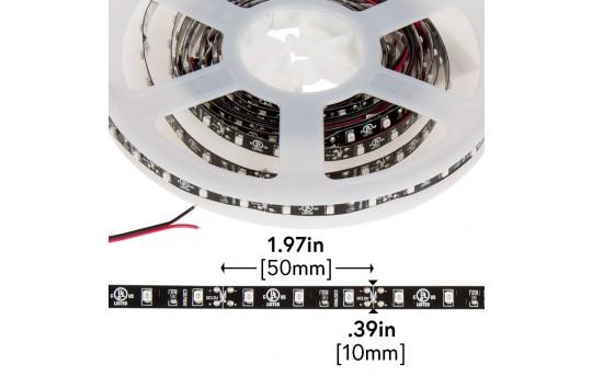LED Light Strips - LED Tape Light with 18 SMDs/ft., 1 Chip SMD LED 3528 - NFLS-x