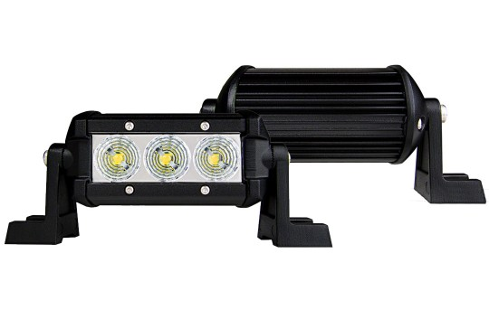 "4"" Compact Off-Road LED Light Bar - 7W - 500 Lumens - ORBH4-9WS-FL"