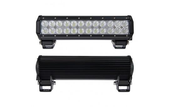 "12"" Off Road LED Light Bar - 72W - 5,040 Lumens - ORBT12-72WD-FL"