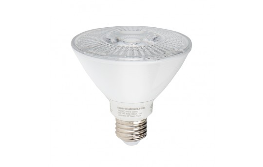 PAR30 LED Bulb - 60 Watt Equivalent - Dimmable LED Spotlight Bulb - 900 Lumens - PAR30D-x10