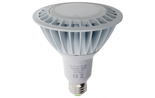 PAR38 Outdoor LED Bulb - 100 Watt Equivalent Weatherproof LED Flood Light Bulb - 1,500 Lumens - PAR38IP-x20-x