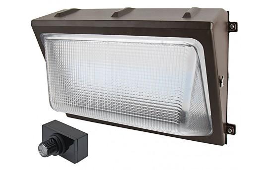Photocontrol LED Wall Pack - 50W (320W Equivalent) - 5000K/4000K - 6,500 Lumens - WP-x50-Sx