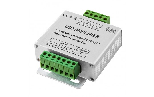 RGBW-A6 RGB Amplifier - RGBW-A6