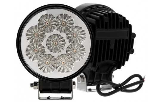 Amber Off-Road LED Work Light/LED Driving Light - 5
