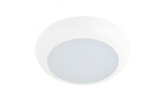 "7"" Flush Mount LED Ceiling Light - Retrofit LED Downlight/Disk Light- 75 Watt equivalent - Dimmable - 1,100 Lumens - SM7JC-x14"