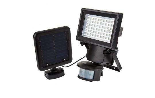 Solar LED Motion Sensor Light by Duracell - 40 Watt Equivalent - 400 Lumens - A12C-S400-x
