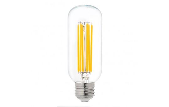 T14 LED Filament Bulb - 40 Watt Equivalent Vintage Light Bulb - Radio Style - 12V AC/DC - 400 Lumens - T14-x6DF-12V