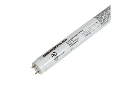 T8 LED Tube - 32W Equivalent - Ballast Compatible F32T8 Type A - 2,200 Lumens - T8A-x15F