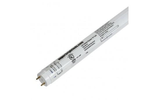 T8 LED Tube - 32W Equivalent - Ballast Bypass F32T8 Type B - 2,000 Lumens - T8B-x14F