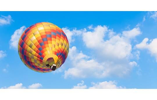 Skylens® Fluorescent Light Diffuser - Balloon 4 Decorative Light Cover - 2' x 4' - TRD-B4-24