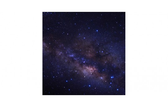 Skylens® Fluorescent Light Diffuser - Starry Night Decorative Light Cover - 2' x 2' - TRD-S3-22