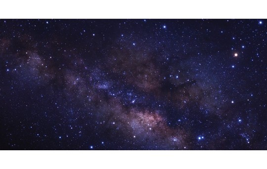 Skylens® Fluorescent Light Diffuser - Starry Night Decorative Light Cover - 2' x 4' - TRD-S3-24