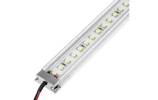 Waterproof Linear LED Light Bar Fixture - 390 Lumens - WLF-xWxSMD