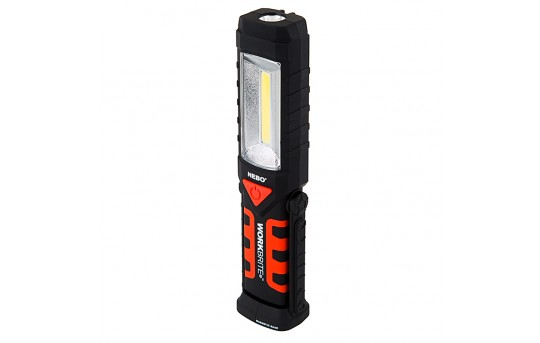 WORKBRITE 2 LED Work Light - NEBO Flashlight - 200 Lumens - #6304