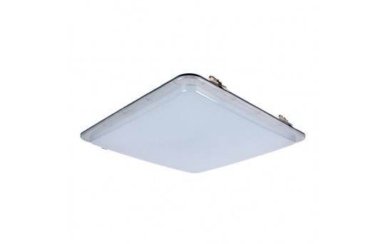 Low-Profile LED Canopy Lights - 150W - 4000K - Flush/Surface/Suspended Mount - 18,000 Lumens - XJ-GSL-150W-C