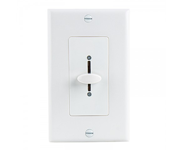 0-10 Volt DC Low Voltage Dimmer with Slide Dimmer Switch