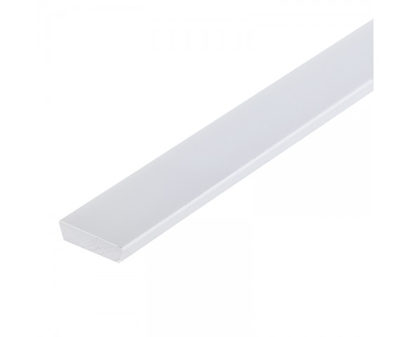 Klus 0945 - HR-ALU series LED Profile Heavy Duty Frosted Lens