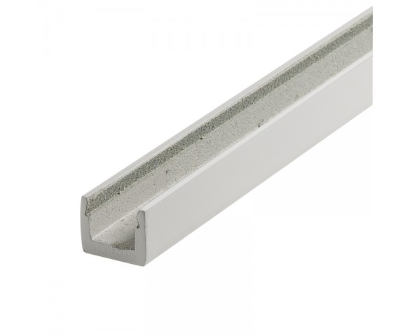 Surface Mount Channel Profile Housing for LED Strip Lights - KLUS PDS-MDF