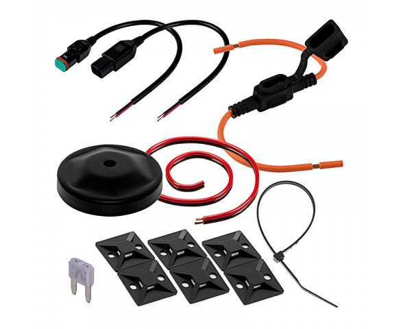 Installation Kit for Blue LED Forklift Light
