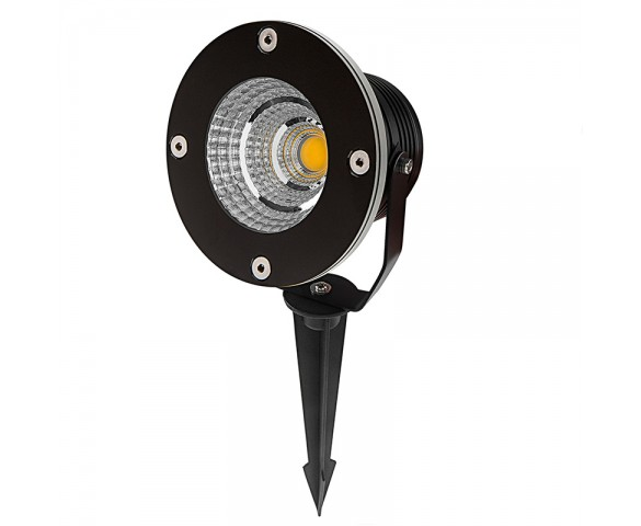 10 Watt Landscape LED Spotlight w/ Mounting Spike