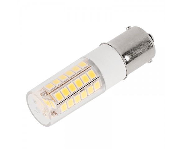 1156 LED Bulb - 51 SMD LED Tower - BA15S Retrofit - 420 Lumens