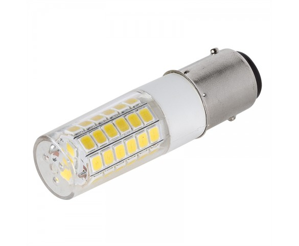 1157 LED Bulb - Dual Function 51 SMD LED Tower - BAY15D Retrofit - 345 Lumens