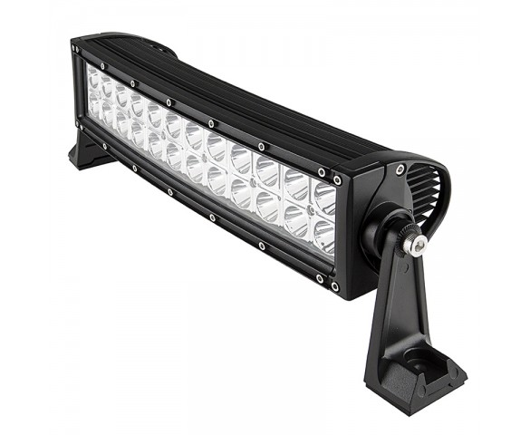"14"" Curved Off Road LED Light Bar - 72W"