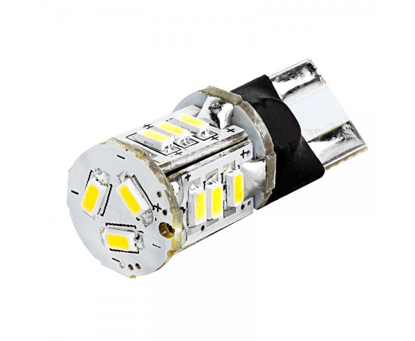921 LED Bulb - 15 SMD LED Wedge Base Tower