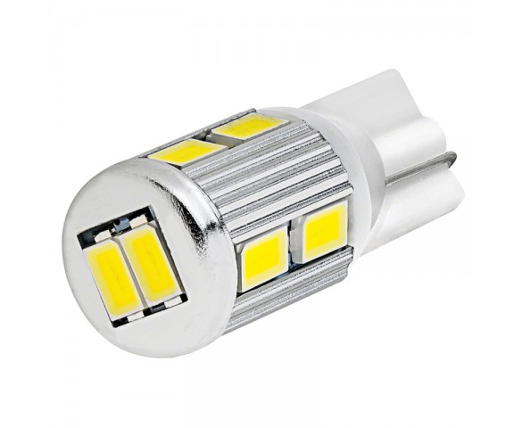 921 LED Bulb - 10 SMD LED Tower - Miniature Wedge Retrofit