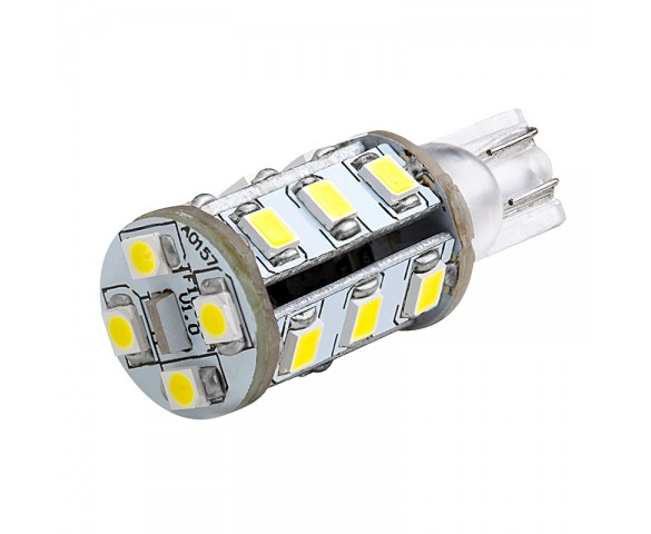 921 LED Bulb - 19 SMD LED - Miniature Wedge Retrofit