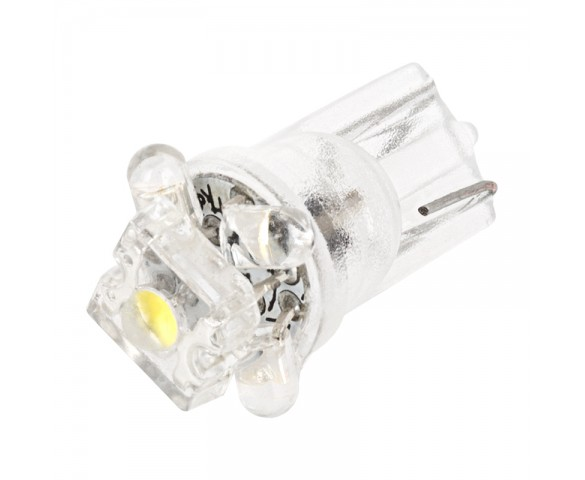194 LED Bulb - 5 LED - Miniature Wedge Retrofit