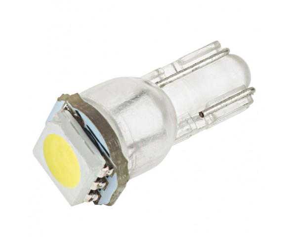 24 LED Bulb - 1 SMD LED - Miniature Wedge Retrofit