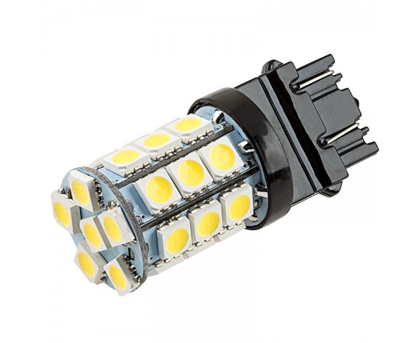 3156/3157 LED Bulb - Dual Function 27 SMD LED Tower - Wedge Retrofit