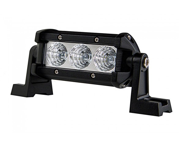 "4"" Compact Off Road LED Light Bar - 9W"