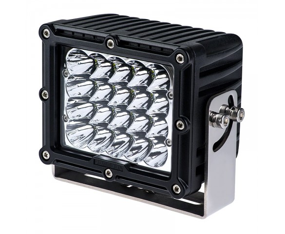 "6.5"" Rectangular 100W Super Duty High Powered LED Work Light"