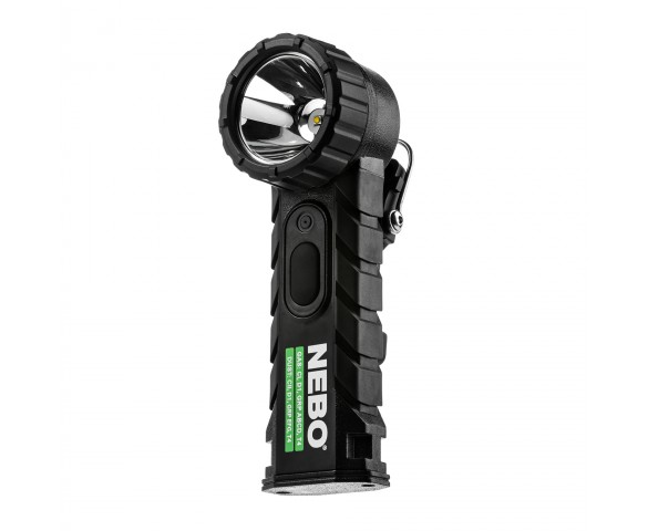 NEBO - Certified Intrinsically Safe Right Angle LED Flashlight - 320 Lumens