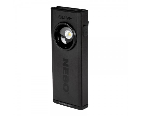 NEBO SLIM+ - Rechargeable Pocket Light w/ Red Laser - 700 lumens