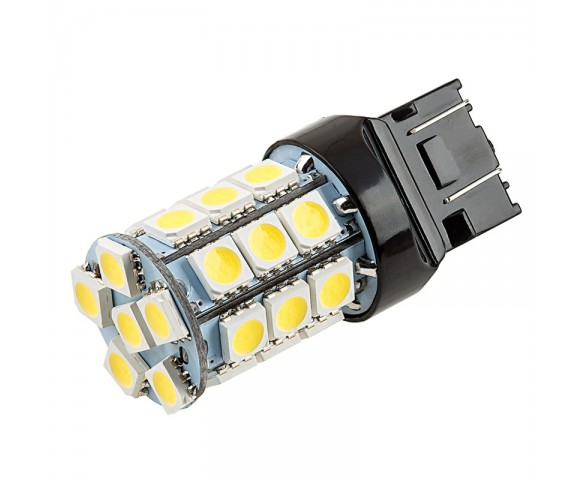 7440/7443 CK LED Bulb - Dual Function 27 SMD Tower - Wedge Retrofit