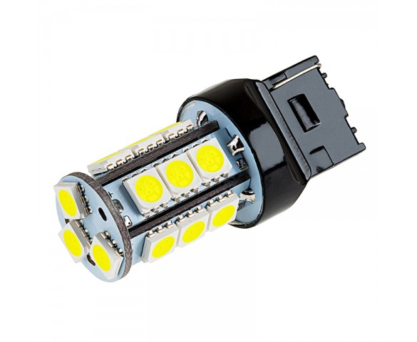 7440 LED Bulb - 18 SMD LED Tower - Wedge Retrofit