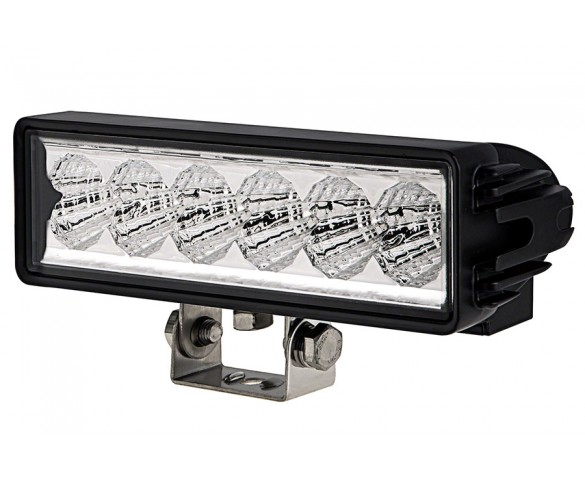 "8"" Heavy Duty Off Road LED Light Bar - 18W"