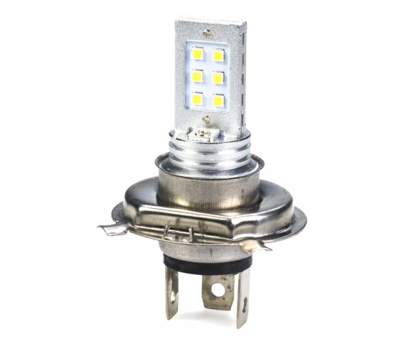 H4 LED Bulb - 12 LED Daytime Running Light
