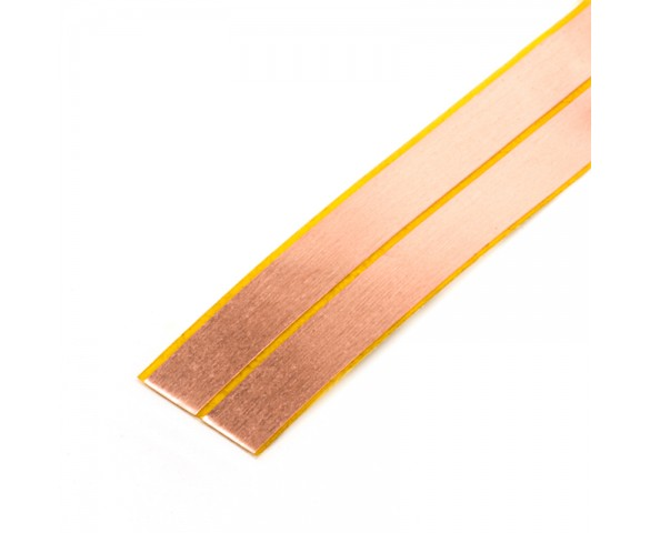 10mm Flat Power Wire for Powering 10mm NFLS Flexible LED Light Strips