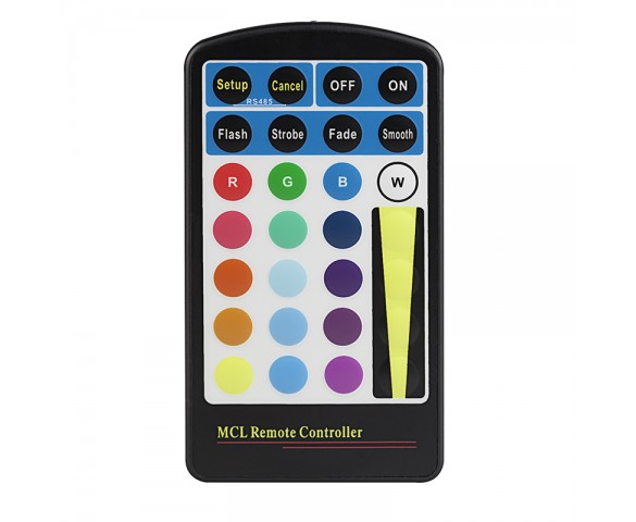 G-LUX series RGB Remote
