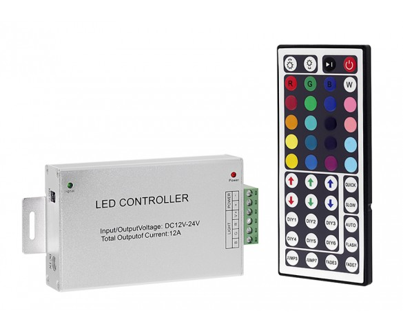 Color Changing Controller with Infrared Remote