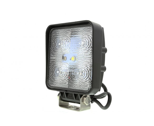 Square 15W Heavy Duty High Powered LED Work Light