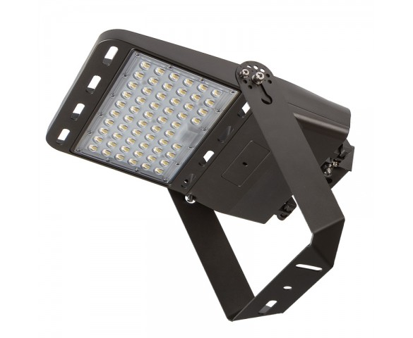 100W LED Flood/Area Light  - 14,000 Lumens - 250W Metal Halide Equivalent - 5000K